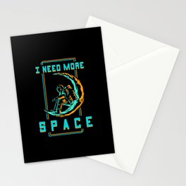 I need more Space Stationery Cards