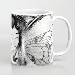 Madam Butterly Coffee Mug