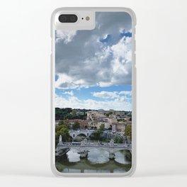Tiber Clear iPhone Case