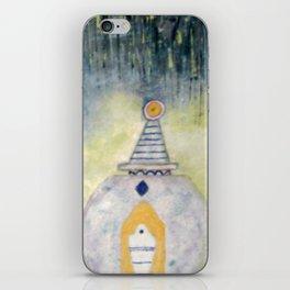 PEACE & HARMONY iPhone Skin
