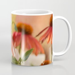 Dramatic cone flowers Coffee Mug