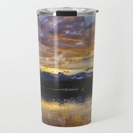 Mile High Sunset Travel Mug