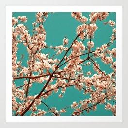 spring tree XVII Art Print