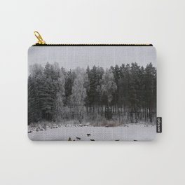 Winter's Tale Carry-All Pouch