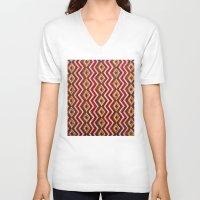 math V-neck T-shirts featuring TIGHT MATH by Jamil Zakaria Keyani