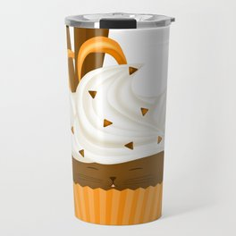 Caramel Cuppycat Travel Mug