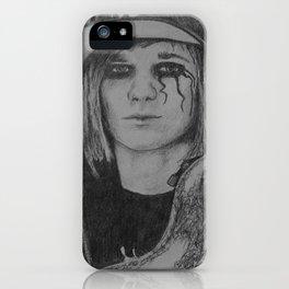 J.R. Bareis Drawing iPhone Case