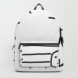 Wanted - Stickman Backpack