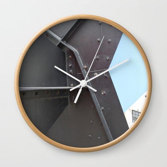Peggy Guggenheim court yard Wall Clock