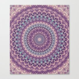 Mandala 436 Canvas Print