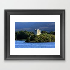 Ross Castle, Killarney, Ireland Framed Art Print