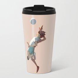 Oikawa jumping Travel Mug