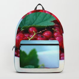 Currant Fruit Vitamins Backpack
