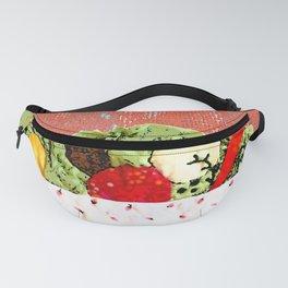 Spring bowl Fanny Pack