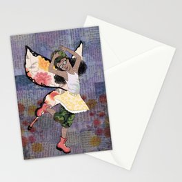 Fighter Faerie Stationery Cards