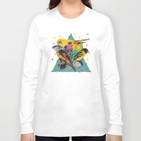 Colour Party Long Sleeve T-shirt