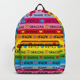 Thank you! Backpack
