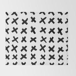 _ X X X Throw Blanket