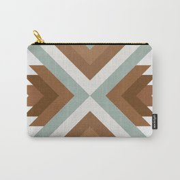Geometric Art with Bands 01 Carry-All Pouch