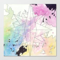 C.O.M.P.A.S.S. No. 2 Canvas Print