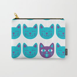 Cat Tongue Carry-All Pouch