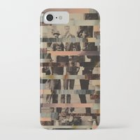 beastie boys iPhone & iPod Cases featuring The Boys by Claire Elizabeth Stringer