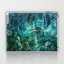 Keeper of your heart Laptop & iPad Skin