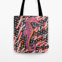 Forever Sea Rindin Tote Bag