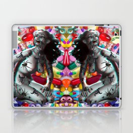 Valley Of The Dolls Laptop & iPad Skin