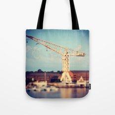 CRANK1 Tote Bag