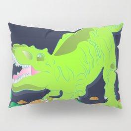 Dino - Bright Pillow Sham
