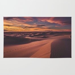 Arabian desert Rug