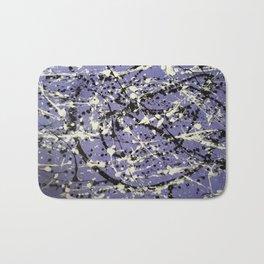 Purple Carnage Bath Mat