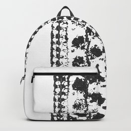 Crochet Impressions: LEAVES Backpack