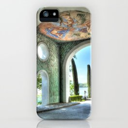 Archway to the Sea iPhone Case