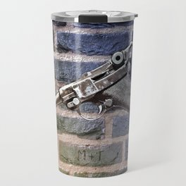 The Luger Travel Mug