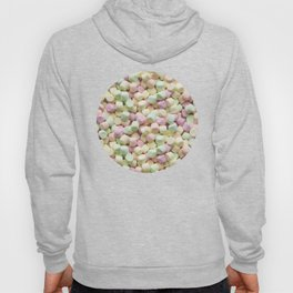 Mini Marshmallow Photo Pattern Hoody