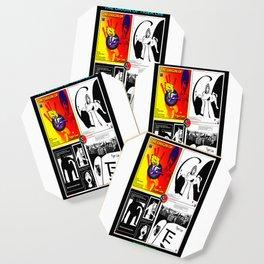 THE ORIGIN OF TIGER LEE ... book poster Coaster