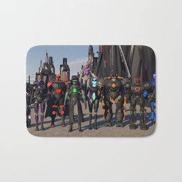 Where is Your Squad? Bath Mat