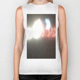 Abstracte Light Art in the Dark Version 29 Biker Tank
