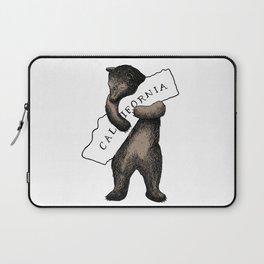 i love you california Laptop Sleeve