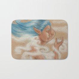 The Wind Goddess Bath Mat