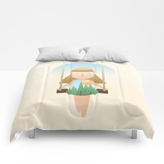 Vacation Game Comforters