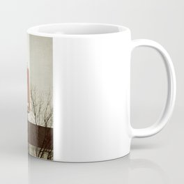 Sunset Motel Coffee Mug