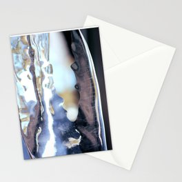 Looking Through Winter Stationery Cards