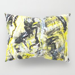 Mirrorface Pillow Sham