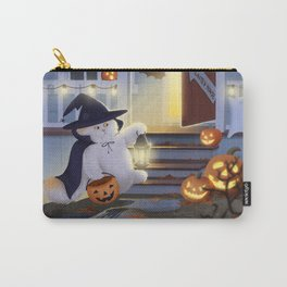 Louie Halloween Carry-All Pouch