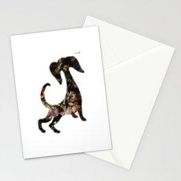 Dog II Jacob's 1968 fashion Paris Stationery Cards