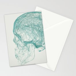 skull trails Stationery Cards