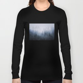 Misty fantasy forest. Long Sleeve T-shirt